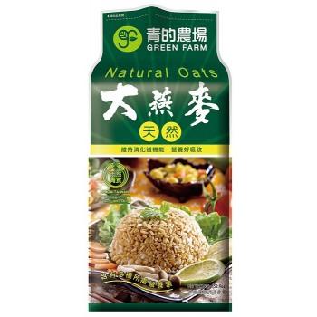 GREEN FARM NATURAL OATS