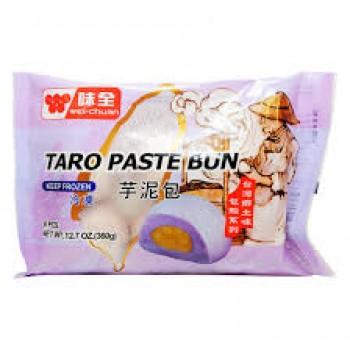 WC TARO BUN TAIWAN STYLE 6 PC