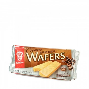 GARDEN COFFEE FLA WAFERS 7OZ