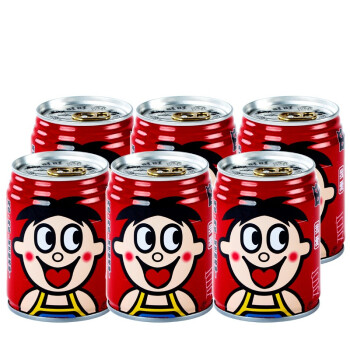WANT WANT MILK DRINK (6CAN)