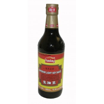 HT SUPERIOR SOY SAUCE 500ML