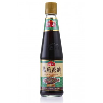 HT STEAM FISH SOY SAUCE 15.2OZ