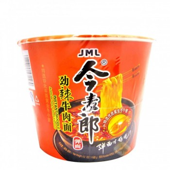 SPICY BEEF BOWL NOODLE 4.2Z