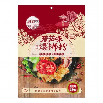 LUO BA WANG INSTANT RICE NOODLE TOMATO