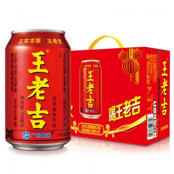 CHINESE HERBAL TEA 24CANS